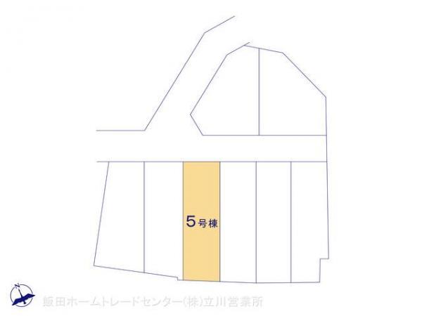新築戸建 東京都八王子市宮下町958-6 JR中央線八王子駅駅 1780万円