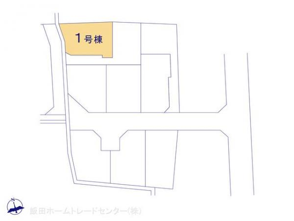 新築戸建 東京都多摩市和田329-1 多摩モノレール大塚・帝京大学駅駅 3830万円