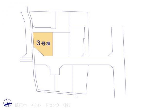 新築戸建 東京都多摩市和田329-1 多摩モノレール大塚・帝京大学駅駅 4180万円
