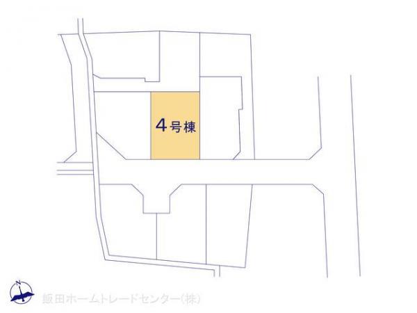 新築戸建 東京都多摩市和田329-1 多摩モノレール大塚・帝京大学駅駅 4080万円