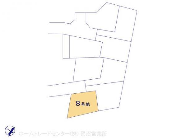 土地 東京都町田市図師町12-30 JR横浜線町田駅駅 1050万円