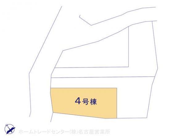 新築戸建 愛知県大府市共和町子安5-4 JR東海道本線(熱海〜米原)南大高駅駅 4077万円