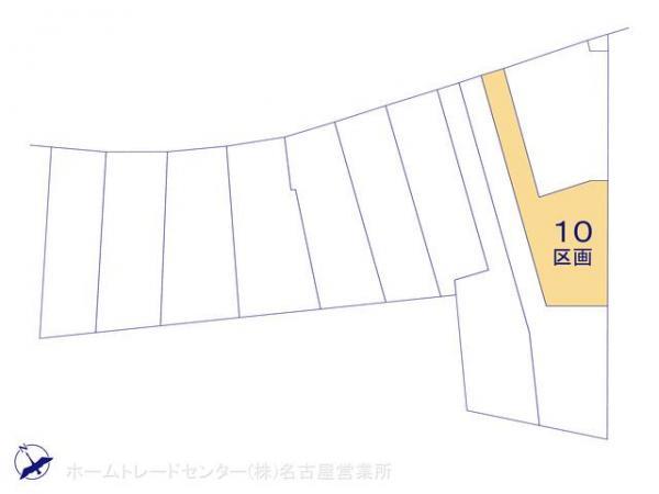 土地 愛知県日進市藤塚1丁目309-1 名鉄豊田線日進駅駅 1980万円