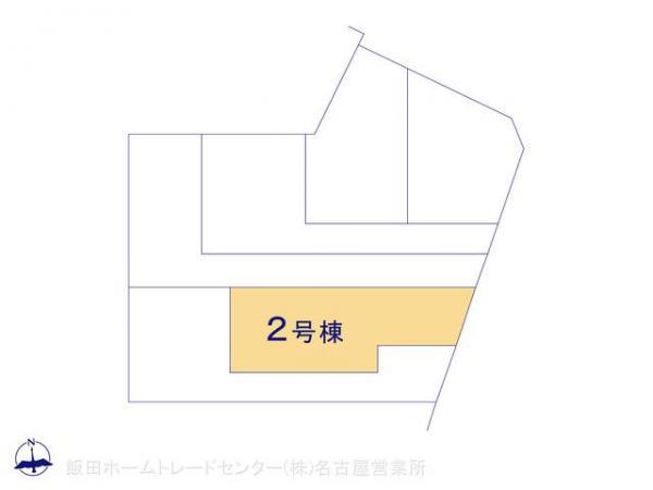 新築戸建 愛知県名古屋市港区東蟹田910-4 関西本線春田駅駅 2690万円