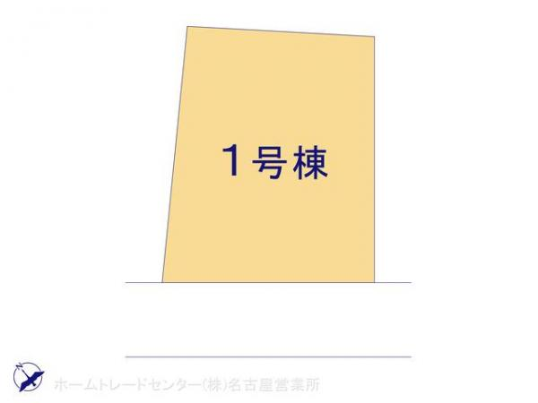 新築戸建 愛知県愛西市渕高町河原4-15 名鉄尾西線丸渕駅駅 2080万円