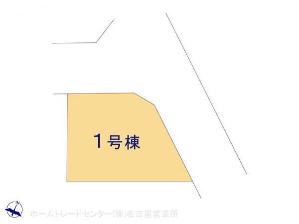 新築戸建 愛知県稲沢市平和町明和125 名鉄尾西線六輪駅駅 2180万円