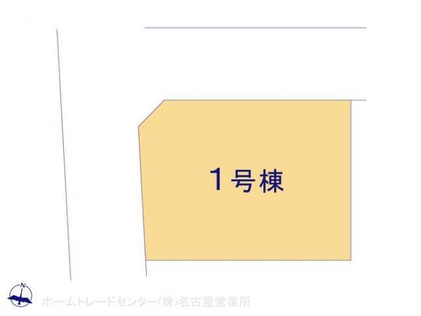 新築戸建 愛知県常滑市栄町5丁目1 名鉄空港線常滑駅駅 2690万円
