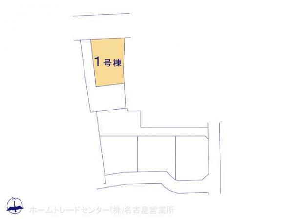 新築戸建 愛知県常滑市市場町4丁目20-1 名鉄常滑線常滑駅駅 2290万円