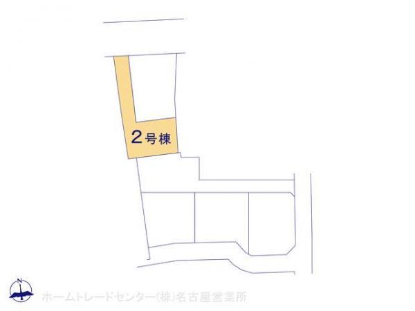 新築戸建 愛知県常滑市市場町4丁目20-2 名鉄常滑線常滑駅駅 2190万円