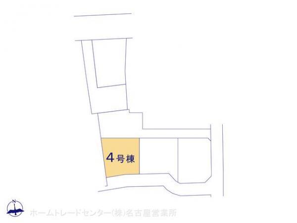 新築戸建 愛知県常滑市市場町4丁目78-2 名鉄常滑線常滑駅駅 2490万円