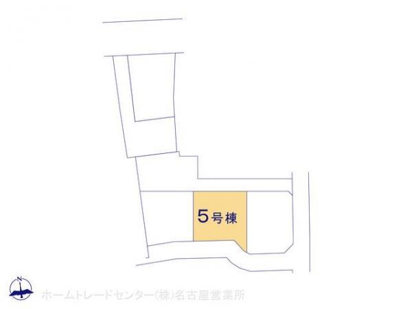 新築戸建 愛知県常滑市市場町4丁目78-4 名鉄常滑線常滑駅駅 2490万円