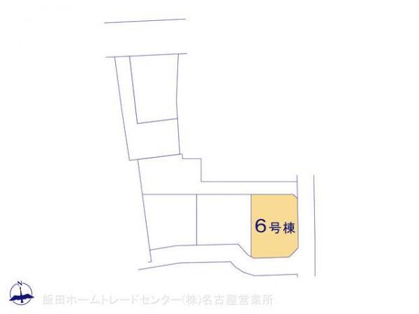 新築戸建 愛知県常滑市市場町4丁目78-7 名鉄常滑線常滑駅駅 2490万円