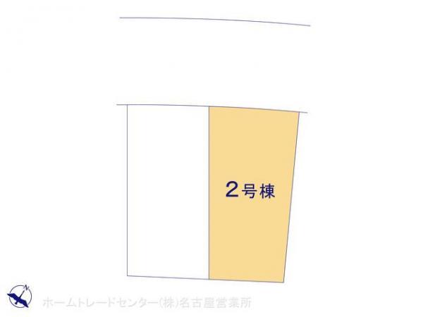 新築戸建 愛知県知多市八幡字曽山7-23 名鉄河和線八幡新田駅駅 2450万円