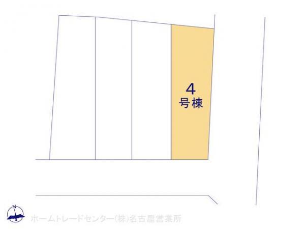 新築戸建 愛知県あま市森5丁目8-3 名鉄名古屋本線大里駅駅 2690万円