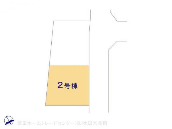 新築戸建 大阪府枚方市宗谷1丁目24-8 JR片町線津田駅駅 2080万円