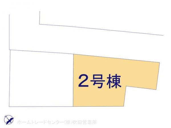 新築戸建 大阪府茨木市上野町156-3 JR東海道本線(米原〜神戸)茨木駅駅 3180万円