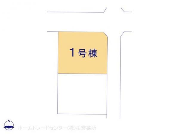 新築戸建 千葉県我孫子市新木野3丁目1-61 JR成田線新木駅駅 2170万円