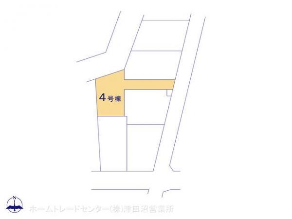 新築戸建 千葉県四街道市大日145-1 JR総武本線四街道駅駅 1980万円
