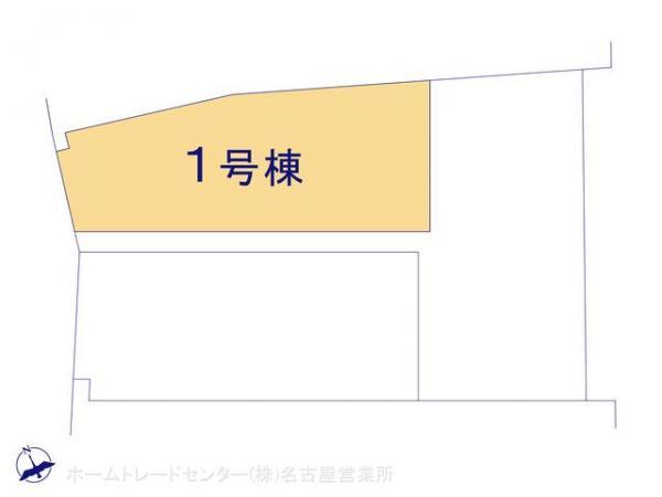 新築戸建 愛知県愛西市渕高町一ノ割22-3 名鉄尾西線丸渕駅駅 1490万円