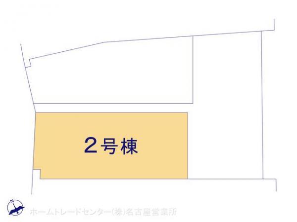 新築戸建 愛知県愛西市渕高町一ノ割22-3 名鉄尾西線丸渕駅駅 1590万円