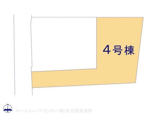 新築戸建 愛知県愛西市佐屋町宅地116 名鉄尾西線佐屋駅駅 1590万円