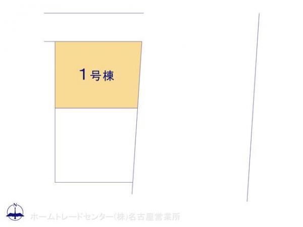新築戸建 愛知県あま市新居屋辻畑36-1 名鉄津島線七宝駅駅 2690万円