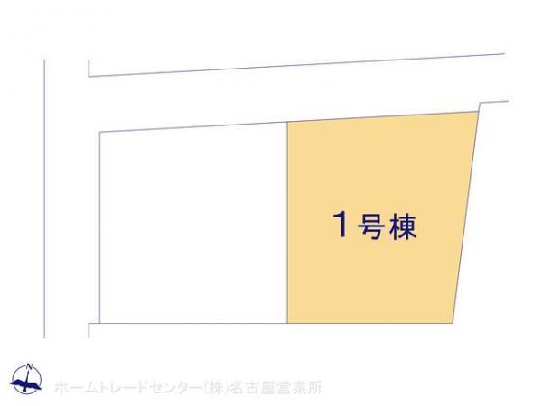 新築戸建 愛知県愛西市佐屋町宅地116 名鉄尾西線佐屋駅駅 1690万円
