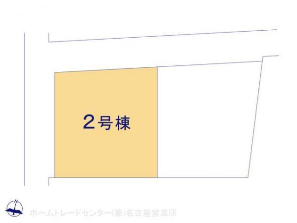 新築戸建 愛知県愛西市佐屋町宅地116 名鉄尾西線佐屋駅駅 1890万円