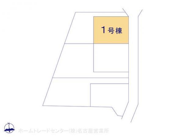 新築戸建 愛知県愛西市鵜多須町松塚63 名鉄尾西線丸渕駅駅 1890万円