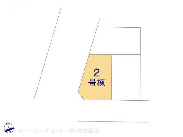 新築戸建 千葉県我孫子市湖北台2丁目6 JR成田線湖北駅駅 1980万円