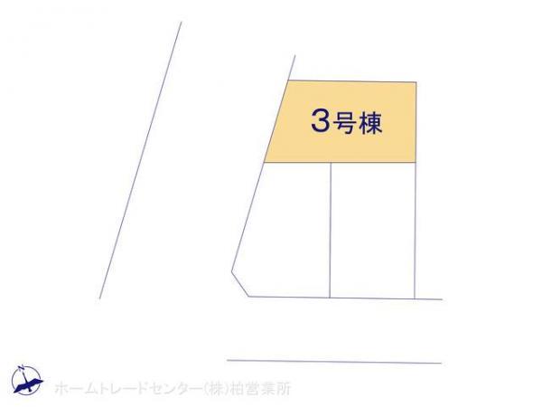 新築戸建 千葉県我孫子市湖北台2丁目6 JR成田線湖北駅駅 1880万円