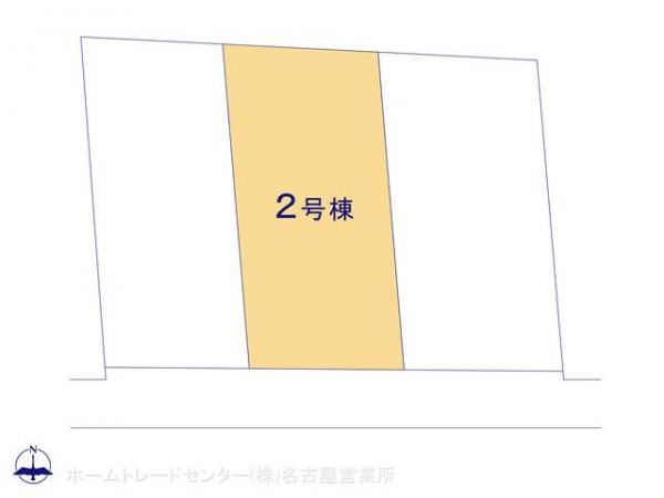 新築戸建 愛知県西尾市巨海町南河原72-2 名鉄西尾線西尾駅駅 1690万円