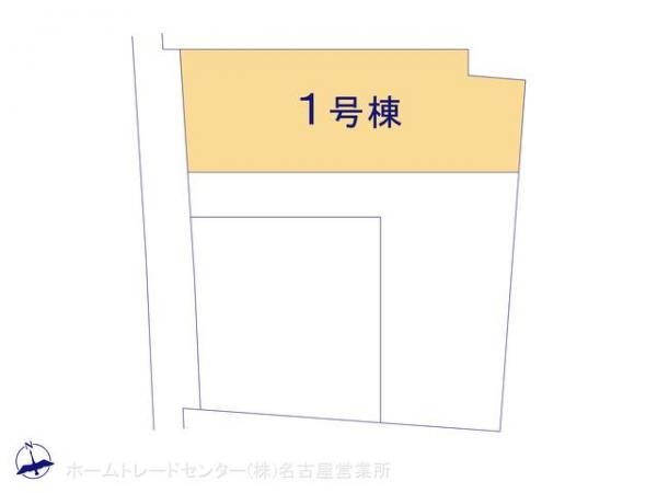 新築戸建 愛知県西尾市中畑町小中39 名鉄西尾線西尾駅駅 2090万円
