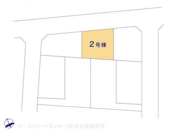 新築戸建 愛知県西尾市寺津2丁目6-1 名鉄西尾線西尾駅駅 2390万円