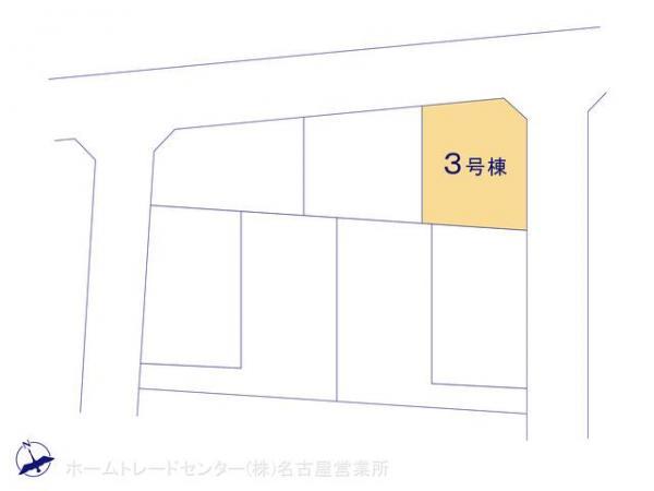 新築戸建 愛知県西尾市寺津2丁目6-1 名鉄西尾線西尾駅駅 2590万円