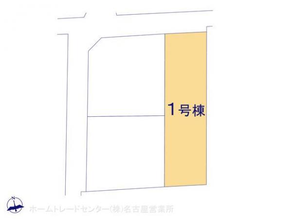 新築戸建 愛知県西尾市巨海町南河原12 名鉄西尾線西尾駅駅 1680万円