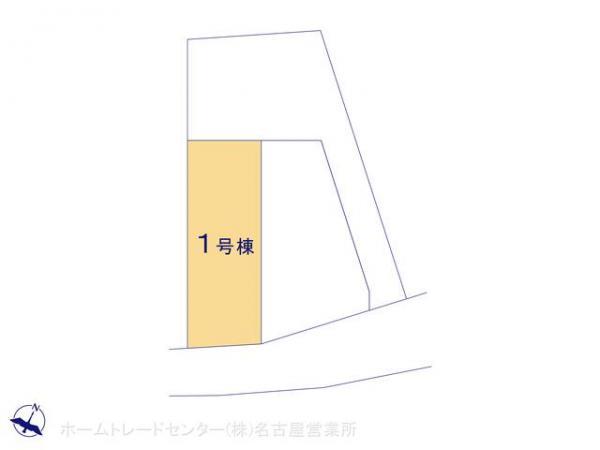 新築戸建 愛知県西尾市楠村町南側6-3 名鉄西尾線西尾駅駅 2080万円