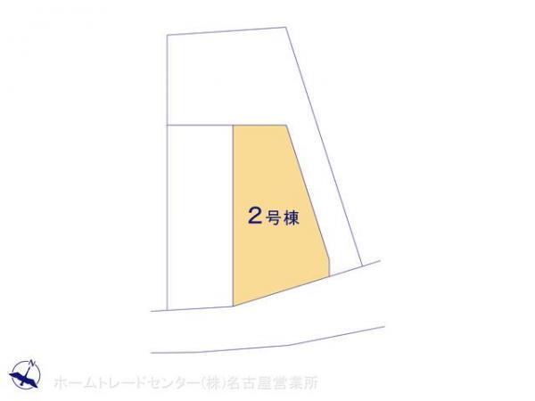 新築戸建 愛知県西尾市楠村町南側6-3 名鉄西尾線西尾駅駅 2180万円