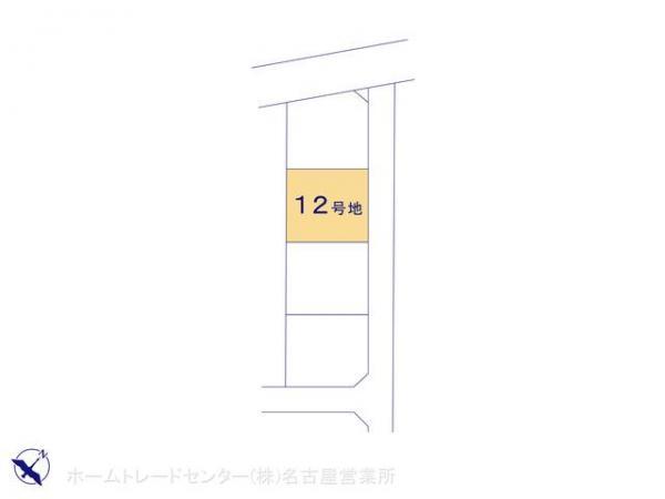 土地 愛知県岡崎市中島町3814 JR東海道本線(熱海〜米原)岡崎駅駅 2090万円