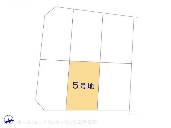 土地 京都府宇治市五ケ庄広岡谷2-236 JR奈良線黄檗駅駅 1750万円