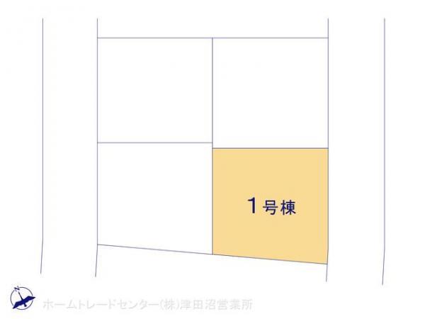 新築戸建 千葉県成田市土屋1832 JR成田線成田駅駅 3080万円