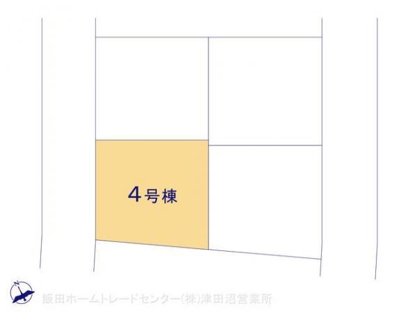 新築戸建 千葉県成田市土屋1821 JR成田線成田駅駅 2780万円