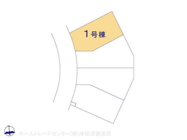 新築戸建 千葉県成田市吾妻1丁目25-5 JR成田線成田駅駅 3280万円