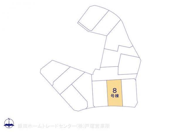 新築戸建 神奈川県横須賀市平作3丁目2186-7 JR横須賀線衣笠駅駅 2180万円