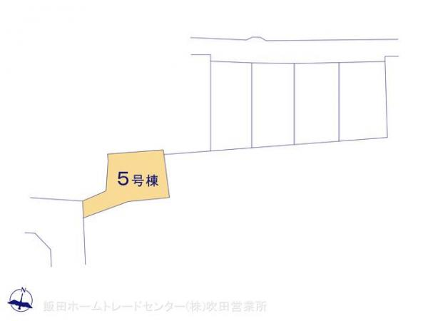新築戸建 京都府八幡市橋本奥ノ町3 京阪電鉄本線橋本駅駅 1880万円