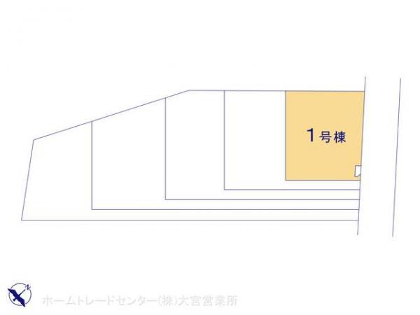 新築戸建 埼玉県久喜市間鎌265-76 JR東北本線(宇都宮線)栗橋駅駅 2590万円