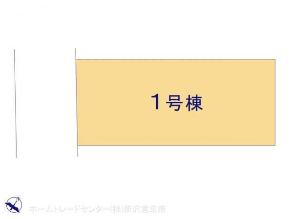 新築戸建 埼玉県狭山市大字北入曽798-6 西武新宿線入曽駅駅 2080万円