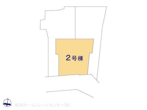 新築戸建 東京都中野区鷺宮5丁目20 西武新宿線鷺ノ宮駅駅 5380万円