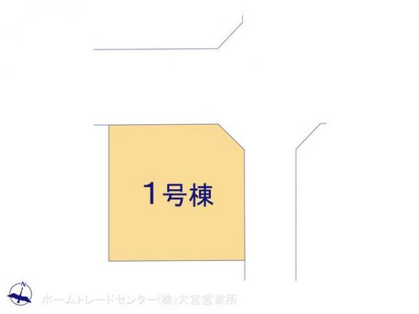 新築戸建 埼玉県北本市中丸2丁目112 JR高崎線北本駅駅 2180万円