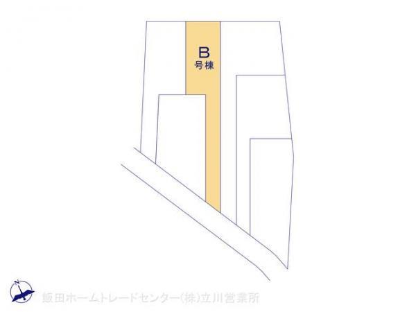 新築戸建 東京都八王子市弐分方町755-2 JR中央線西八王子駅駅 2480万円